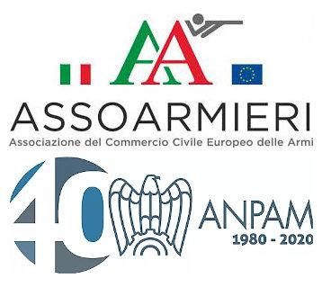 Assoarmieri & ANPAM logo
