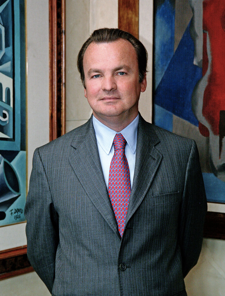 Pietro Gussalli Beretta, Presidente e Amministratore Delegato di Beretta Holding