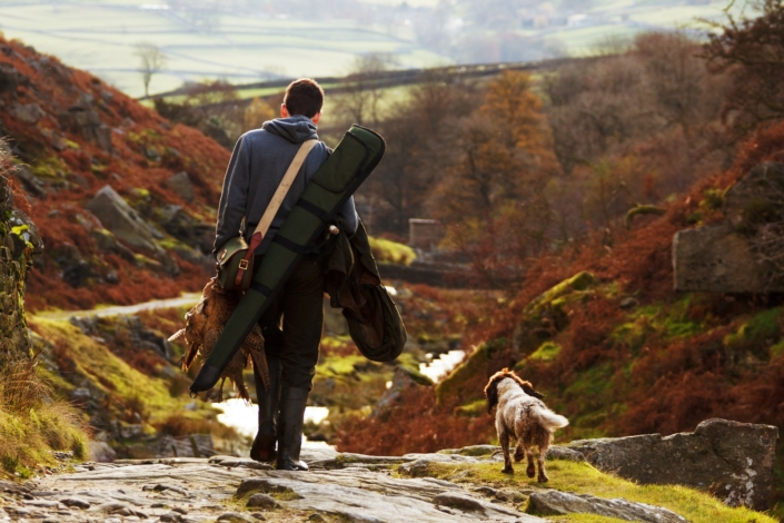 Immagine generica di caccia